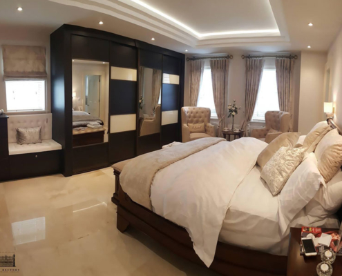 Bedroom by Taggart homes destination derry